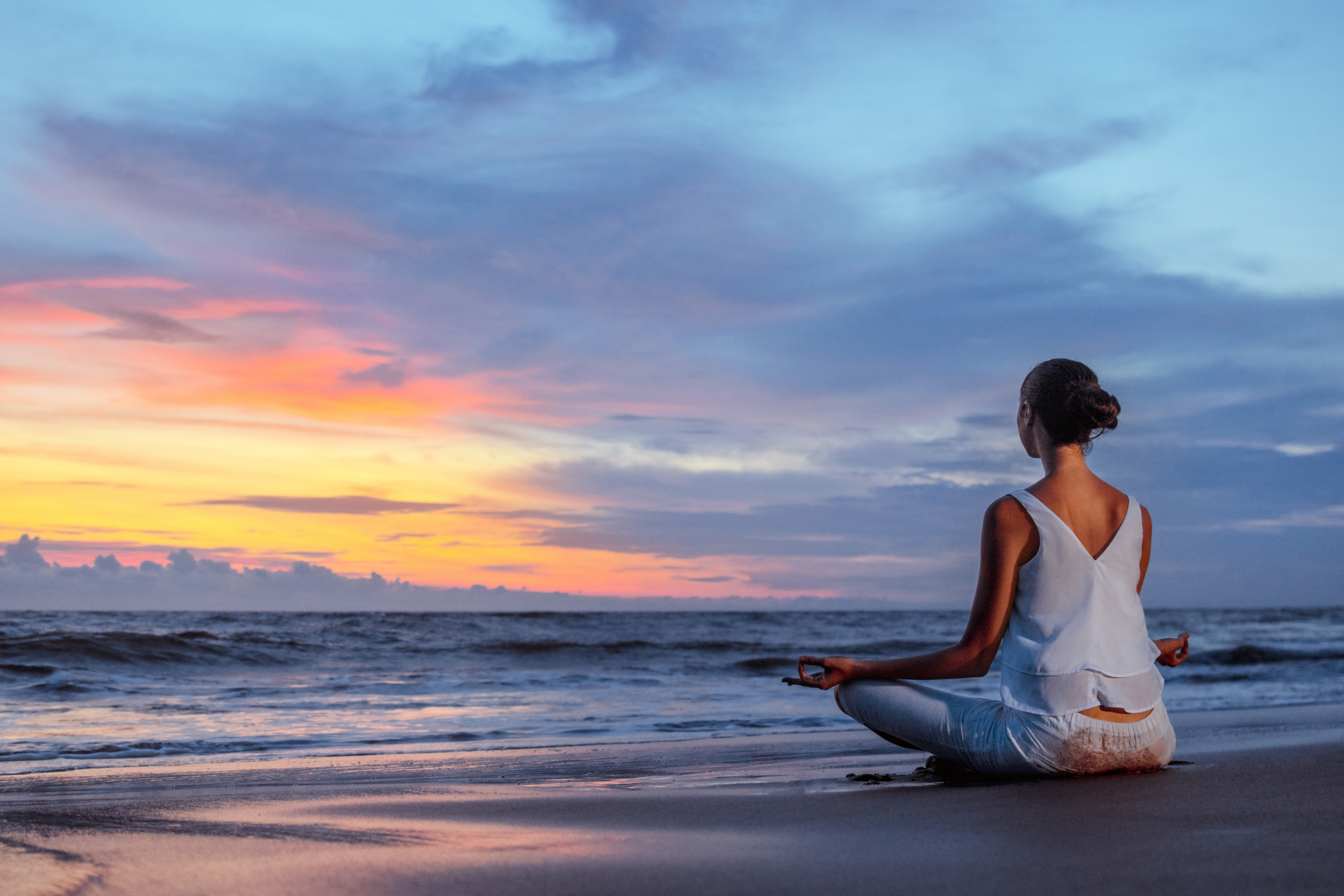 MEDITATION FOR INNER WELL-BEING AND MENTAL CLARITY