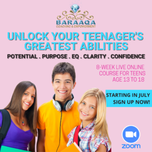 Personal Development Online Course For Teens
